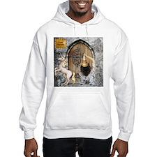 Medieval Cairn Terrier Hoodie Sweatshirt