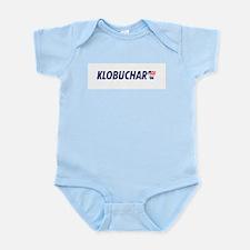 Klobuchar 06 Infant Creeper