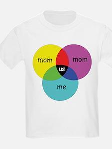 venn1MomMomMe T-Shirt