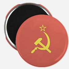 USSR Flag Magnet