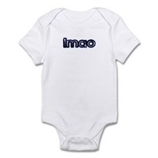 'Plain' Laughing My A** Off Infant Bodysuit