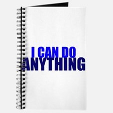 "Tienspiration ""I Can Do Anyth Journal"