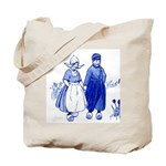 Dutch Boy Tote Bag
