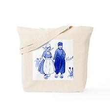 Dutch Boy Tote Bag