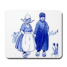 Dutch Boy Mousepad