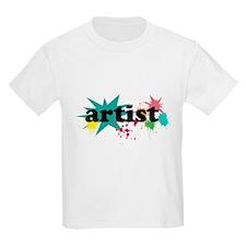 Colorful Artist T-Shirt