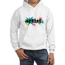 Colorful Artist Jumper Hoody