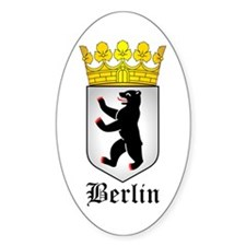 Berlin Oval Decal