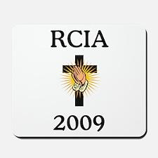 RCIA 2009 Mousepad