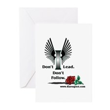 Expendable? -  Greeting Cards (Pk of 10)