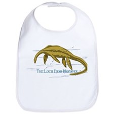 Loch Ness Monster Bib