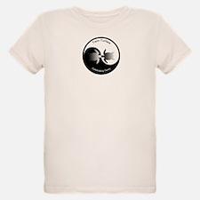 Fading Yin Yang T-Shirt