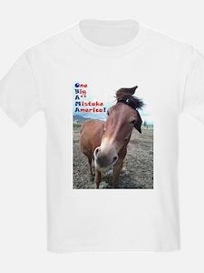 OBAMA - One Big A** Mistake A T-Shirt