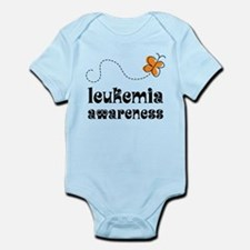 Leukemia Awareness Infant Bodysuit