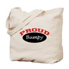 Proud Bumpy Tote Bag