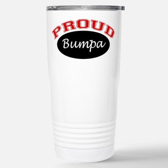 Proud Bumpa Stainless Steel Travel Mug