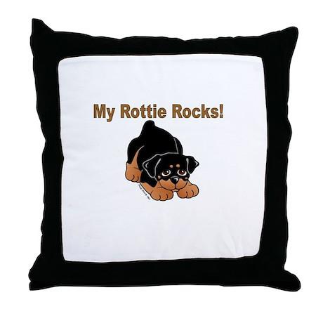 Peggy Rose Designs Throw Pillow