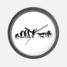 Pong Evolution Wall Clock
