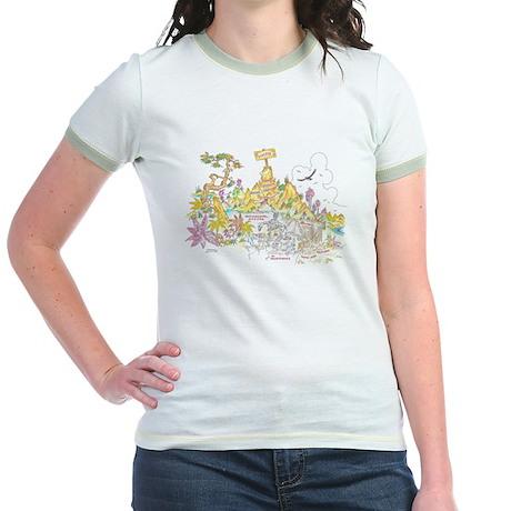 PERIDONTAL Jr. Ringer T-Shirt