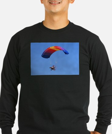 Colorful Powered Parachute T