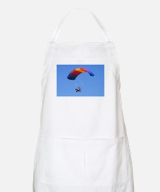 Colorful Powered Parachute BBQ Apron