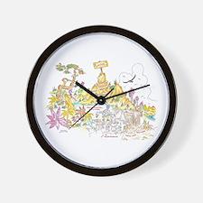 PERIDONTAL Wall Clock