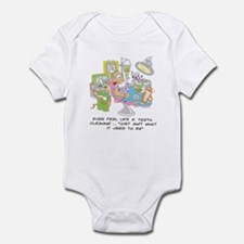 ... just ain't what it used t Infant Bodysuit