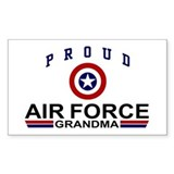 Air force grandma Single