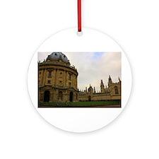 Oxford Ornament (Round)