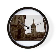 Oxford Wall Clock