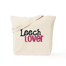 Leech Lover Tote Bag