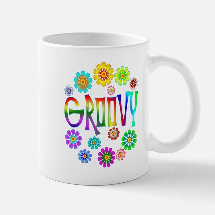Groovy Small Small Mug