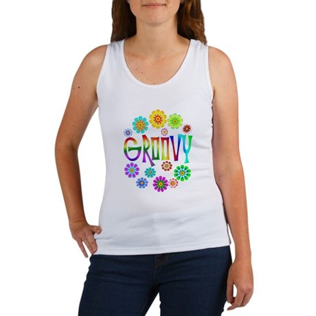Groovy Women's Tank Top