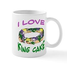 King Cake Party Mug