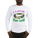 King Cake Party Long Sleeve T-Shirt