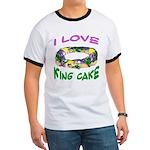 King Cake Party Ringer T