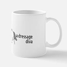 wannabe ... a dressage diva Mug