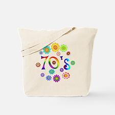 70s Tote Bag