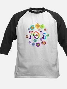 70s Kids Baseball Jersey