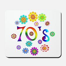 70s Mousepad