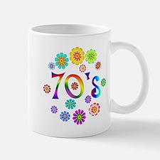 70s Small Small Mug