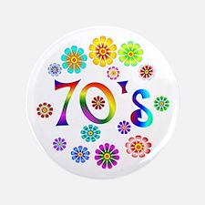 "70s 3.5"" Button"