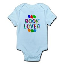 Book Infant Bodysuit