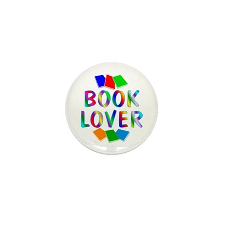Book Mini Button