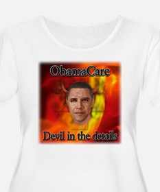 ObamaCare - Devil in the details T-Shirt