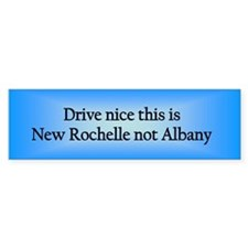 New Rochell n AB Bumper Bumper Sticker