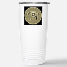 Cute Eye of ra Travel Mug