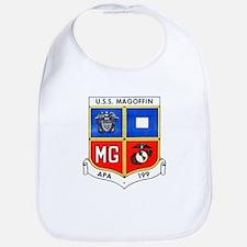 USS MAGOFFIN Bib