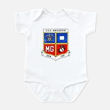 USS MAGOFFIN Infant Bodysuit