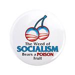 "A Poison Fruit 3.5"" Button (100 pack)"